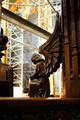 St Patrick's Cathedral, NY, 2014