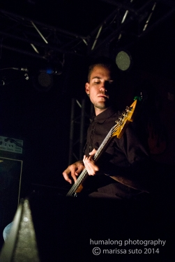 Bird and the War, The Slidebar, Fullerton, 2013