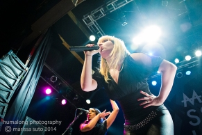 Chantal Claret, HOB West Hollywood, 2014