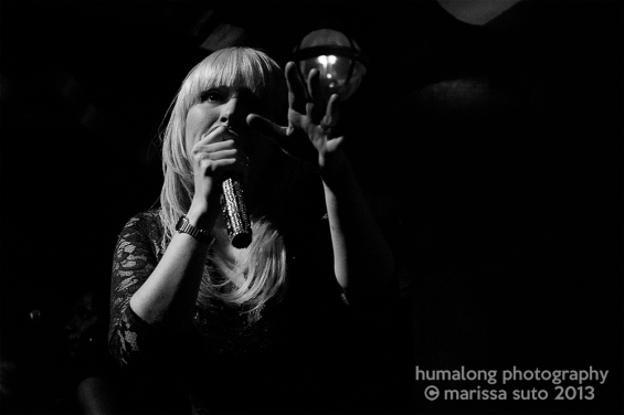 Chantal Claret, The Bardot, 2013