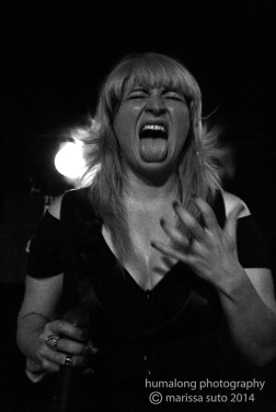 Chantal Claret, The Satellite, Silverlake, CA, 2014