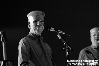 DEVO, NHM Los Angeles, 2013