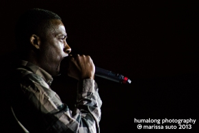 "GZA ""The Genius,"" NHM Los Angeles, 2013"