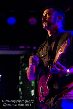 Me and The City, Chain Reaction, Anaheim, 2014