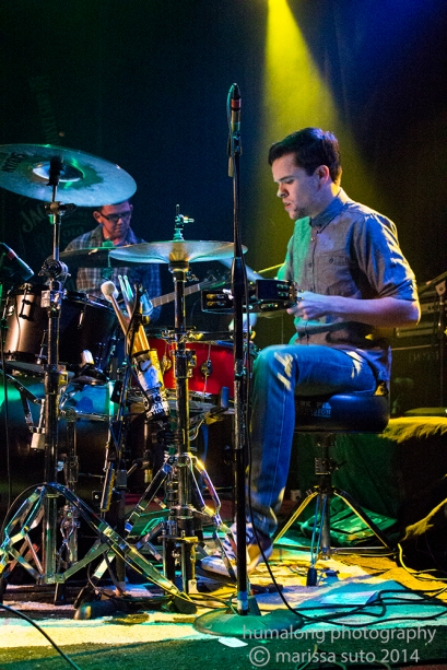 Me and The City, Whiskey-A-Go-Go, 2014