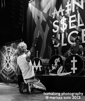 Mindless Self Indulgence, HOB San Diego, 2013