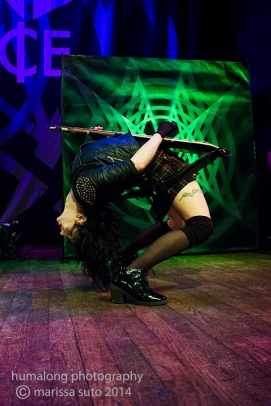 Mindless Self Indulgence, HOB Sunset Strip, 2014