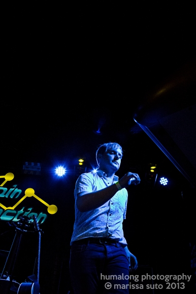Tommy & The High Pilots, Chain Reaction, 2013