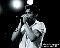 Tommy & The High Pilots, Roxy Theatre, West Hollywood, 2012
