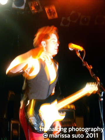 Tommy & The High Pilots, Roxy Theatre, West Hollywood, 2011